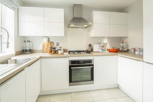 """Thumbnail Terraced house for sale in """"Tiverton"""" at Drift Road, Selsey, Chichester"""