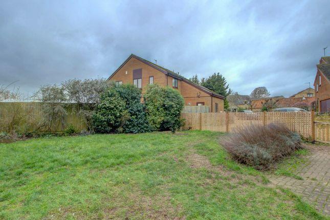 Garden (2) of Wicken Road, Deanshanger, Milton Keynes MK19