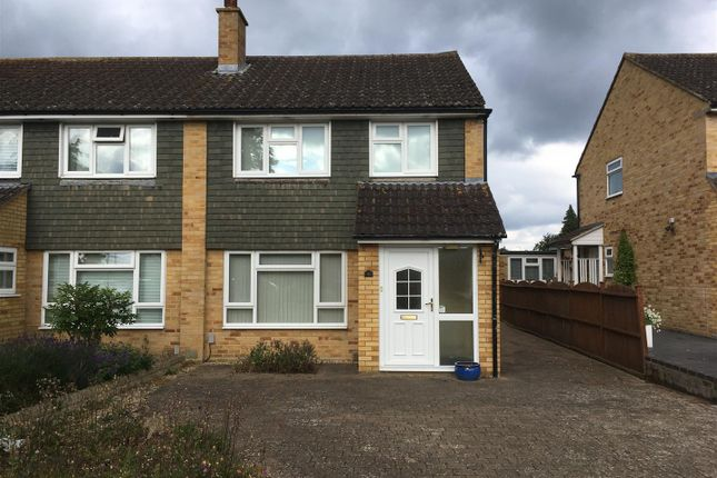 Thumbnail Semi-detached house for sale in Deanfield Road, Botley, Oxford
