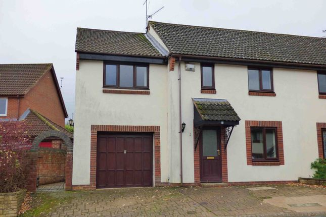 Thumbnail Property to rent in Harrison Close, Newnham-On-Severn