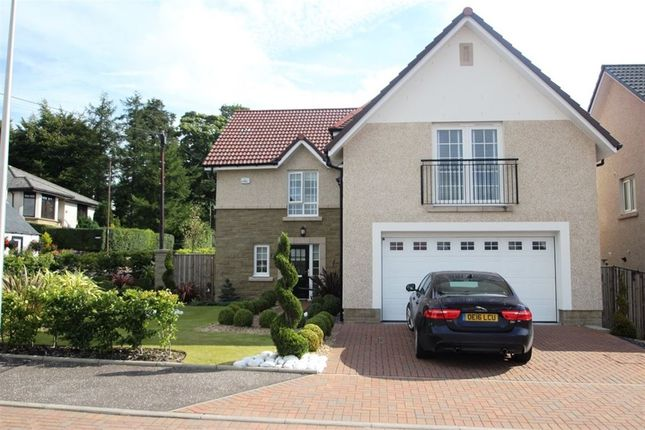Thumbnail Detached house to rent in Balglass Drive, Balfron, Stirlingshire