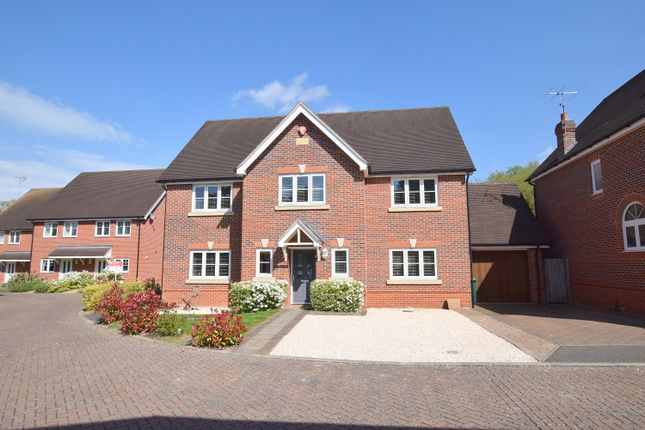 Thumbnail Detached house for sale in Kiln Close, Finchampstead, Wokingham, Berkshire