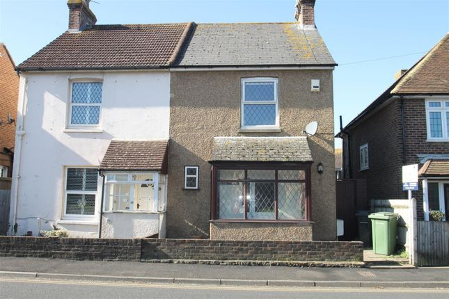 Thumbnail Semi-detached house for sale in Cooden Sea Road, Bexhill-On-Sea