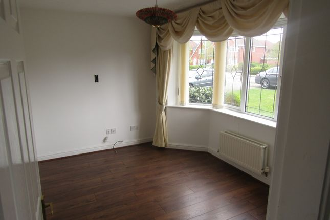 Thumbnail Semi-detached house to rent in Romeo Arbour, Warwick