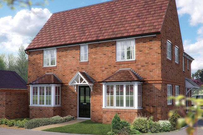 "Thumbnail Semi-detached house for sale in ""The Berisford"" at Golden Nook Road, Cuddington, Northwich"