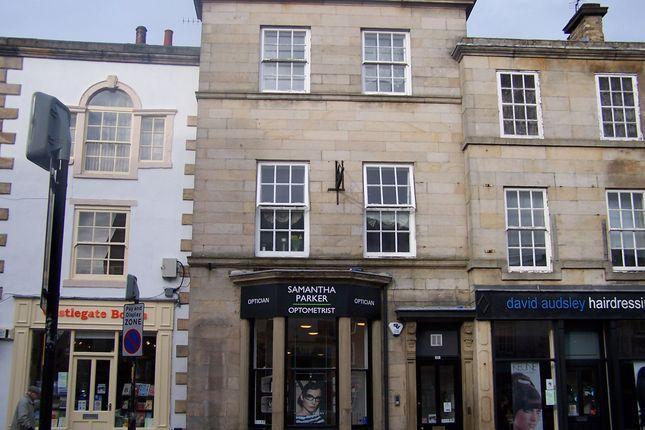 Thumbnail Flat to rent in Market Place, Knaresborough