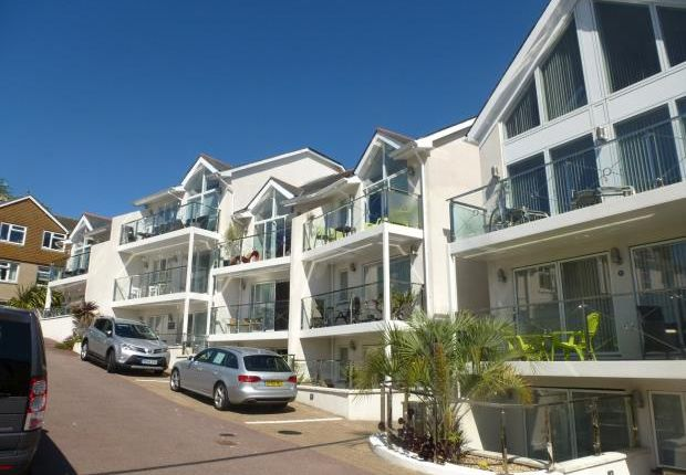 Thumbnail Flat for sale in Gallinas Point, Talland Road, St Ives, Cornwall