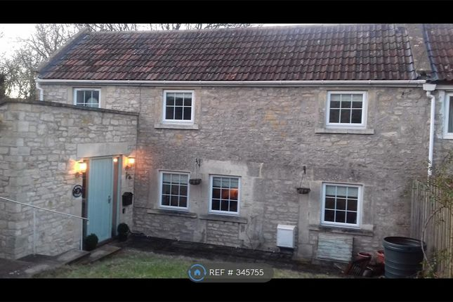 Thumbnail End terrace house to rent in Woodside Cottages, Bath