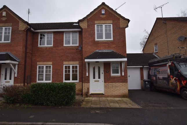 Thumbnail Semi-detached house to rent in Booton Court, Kidderminster