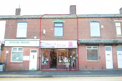 Thumbnail Commercial property for sale in Oldham Road, Royton, Oldham, Lancashire