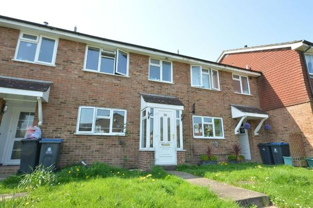 3 bed terraced house for sale in Wolsey Way, Chessington