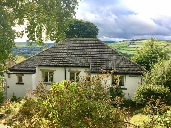 Thumbnail Bungalow for sale in Causeway Side, Linthwaite, Huddersfield, West Yorkshire