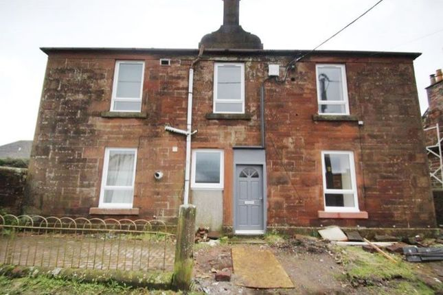 1 bed flat for sale in 18 Tanfield, Mauchline, Ayrshire KA5