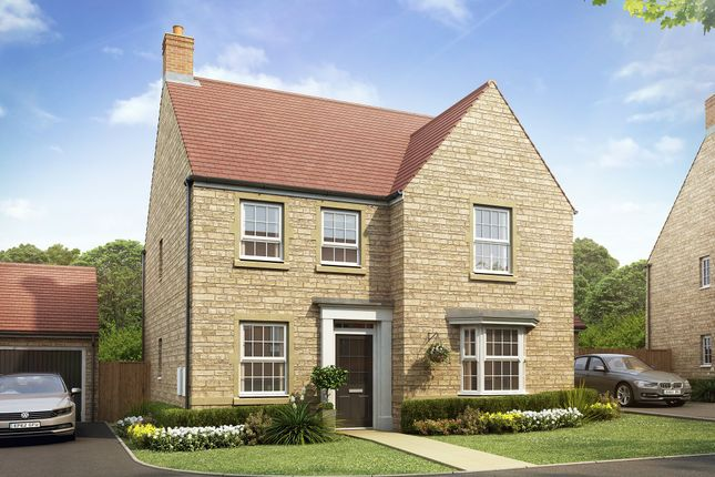 "Thumbnail Detached house for sale in ""Avebury"" at Warminster Road, Beckington, Frome"