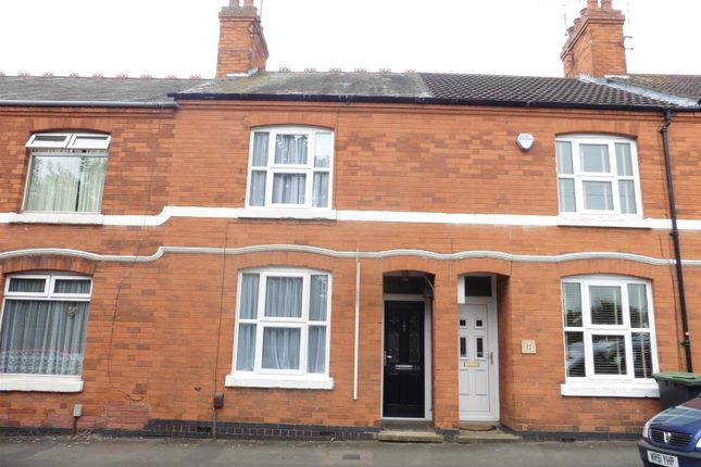 2 bed terraced house to rent in Robinson Road, Rushden, Northants NN10