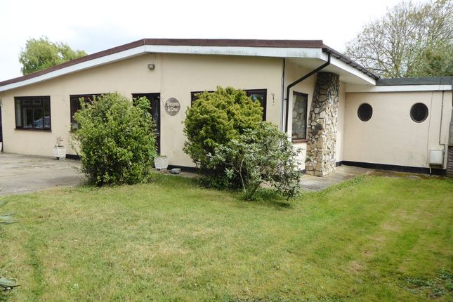 Thumbnail Detached bungalow for sale in Canewdon, Rochford - Essex