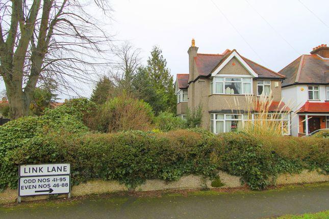 Thumbnail Detached house for sale in Link Lane, Wallington