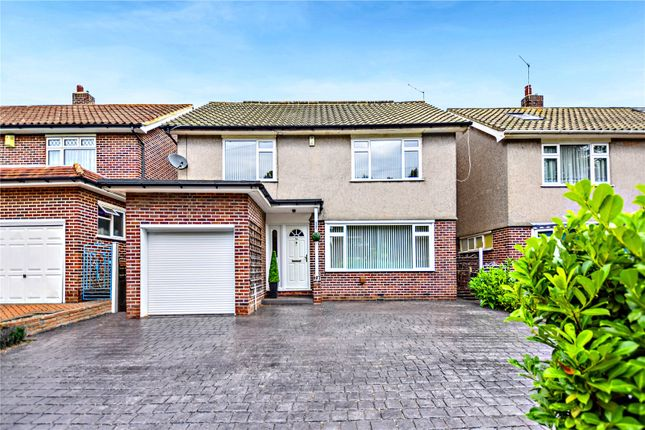 Thumbnail Detached house for sale in Parkhill Road, Bexley Village, Kent