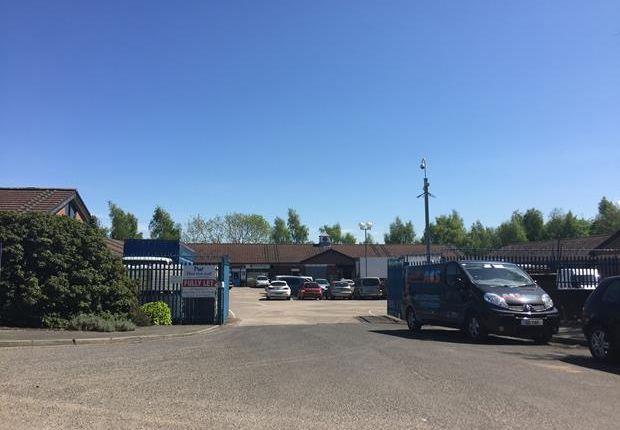 Thumbnail Light industrial to let in Unit 16, Bersham Enterprise Centre, Plas Grono Road, Rhostyllen, Wrexham