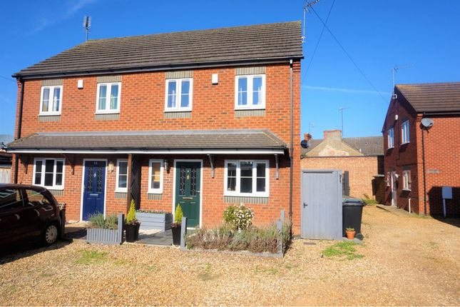 Thumbnail Semi-detached house for sale in East Street, Irchester