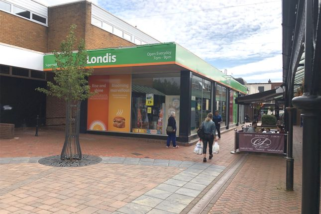 Thumbnail Retail premises to let in Market Walk, Tiverton
