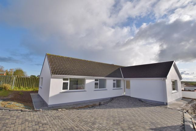 Thumbnail Detached bungalow for sale in Haven Park Close, Haverfordwest