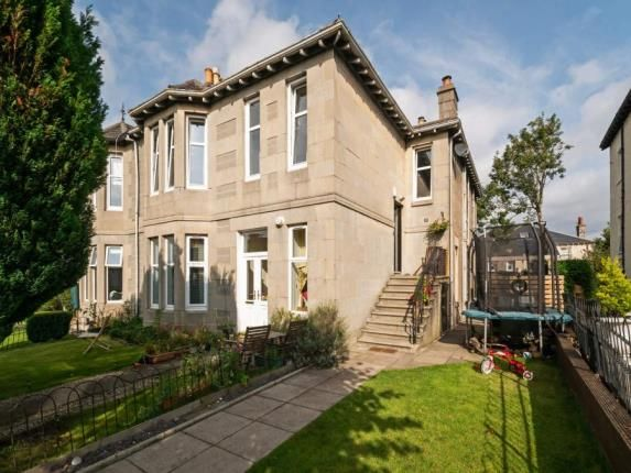 Thumbnail Flat for sale in Stonelaw Drive, Rutherglen, Glasgow, South Lanarkshire