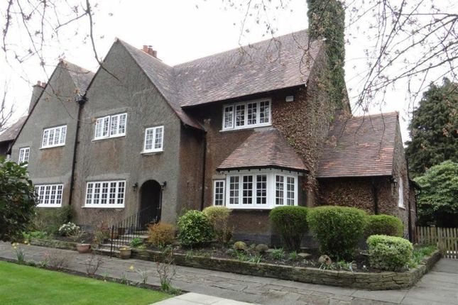 Thumbnail Semi-detached house for sale in Hand Lane, Leigh