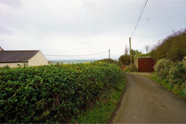 Thumbnail Terraced bungalow for sale in Sandeel Lane, Bangor