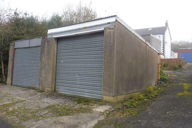 Parking/garage for sale in Caradoc Street, Merthyr Tydfil
