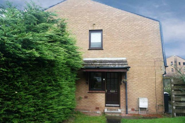 Thumbnail Terraced house for sale in Buckstone Shaw, Edinburgh, Edinburgh