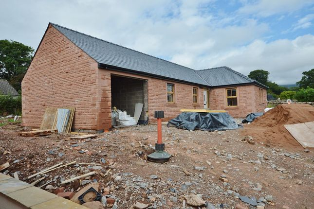 Thumbnail Detached bungalow for sale in Milburn, Penrith