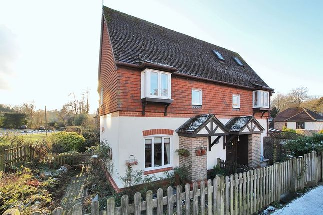 Thumbnail Terraced house for sale in Swans Ghyll, Priory Road, Forest Row