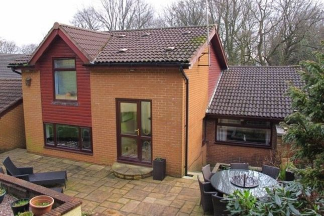 Thumbnail Detached house for sale in Thorncliffe Park, Royton, Oldham