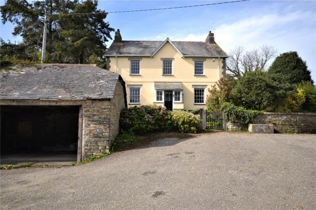 Thumbnail Detached house for sale in Dobwalls, Liskeard