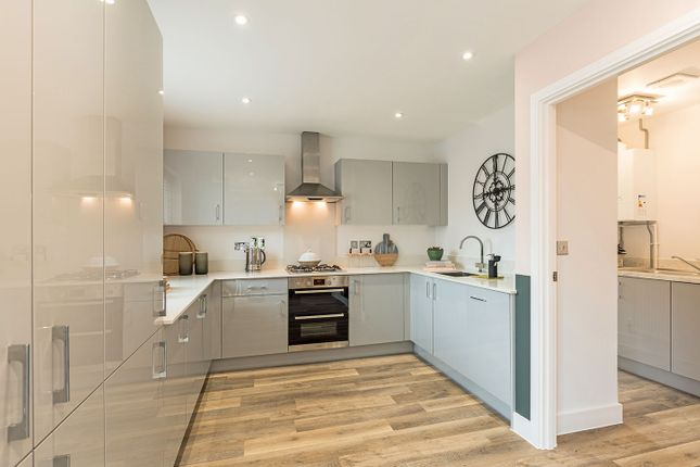 """Typical Kitchen of """"The Apartments - First Floor"""" at Mill Road, Hailsham BN27"""