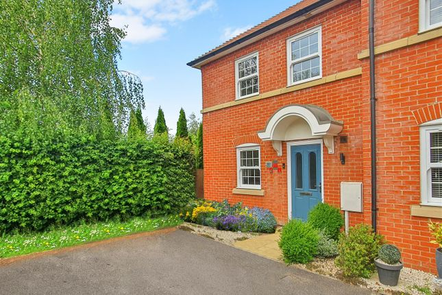 Thumbnail End terrace house for sale in George Roche Road, Canterbury