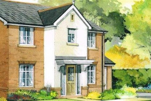 Thumbnail Detached house for sale in Highfields, Tonyrefail, Porth