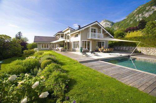Thumbnail Detached house for sale in East Bank Lake Annecy, Veyrier-Du-Lac, Annecy-Le-Vieux, Annecy, Haute-Savoie, Rhône-Alpes, France
