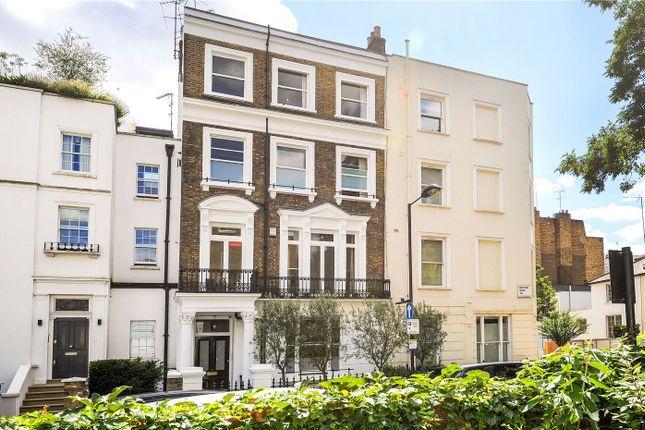 Thumbnail Flat to rent in Newton Road, London