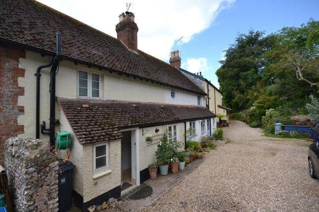 Rear Elevation of Oak Hill Cottages, Oak Hill, East Budleigh, Budleigh Salterton EX9