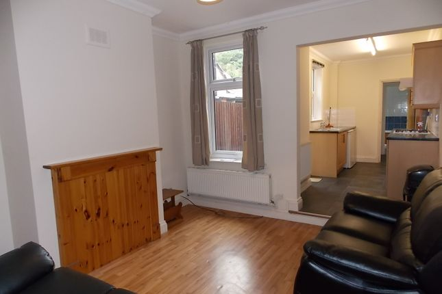Thumbnail Terraced house to rent in Knighton Fields Road East, Knighton Fields, Leicester