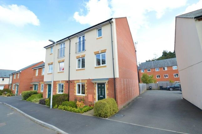 5 bed end terrace house for sale in Templer Place, Bovey Tracey, Newton Abbot, Devon TQ13