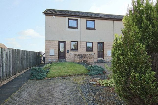 Thumbnail 2 bed property for sale in Inchkeith Place, Broughty Ferry, Dundee