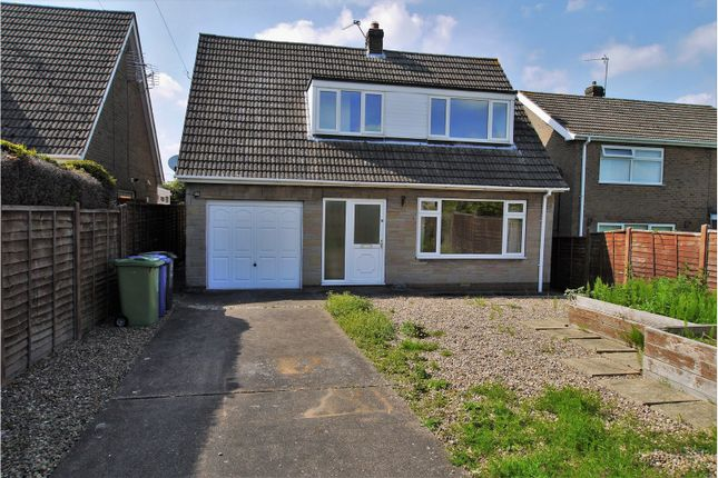 Thumbnail Detached house for sale in St. Peters Grove, Gainsborough