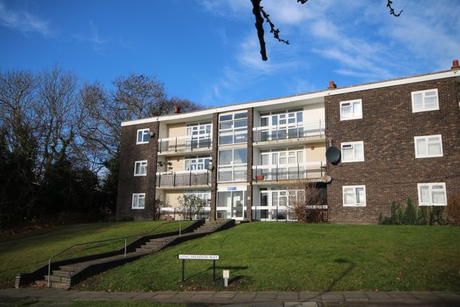Thumbnail Flat for sale in Jesuit Close, Canterbury