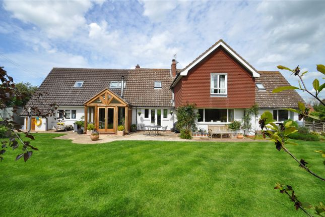 Thumbnail Detached house for sale in Earls Common Road, Stock Green, Redditch, Worcestershire