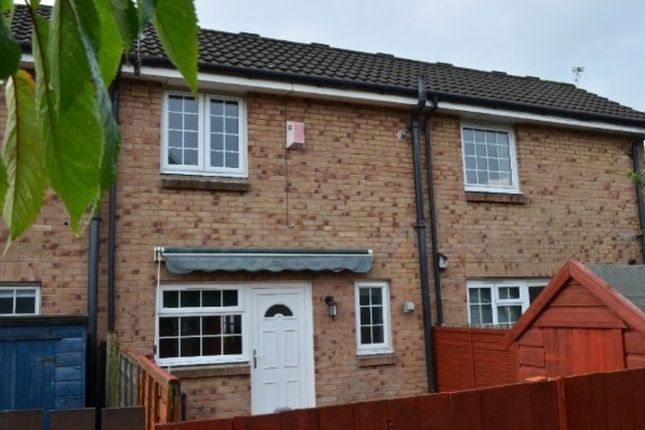 Thumbnail Terraced house to rent in Ewing Drive, Falkirk