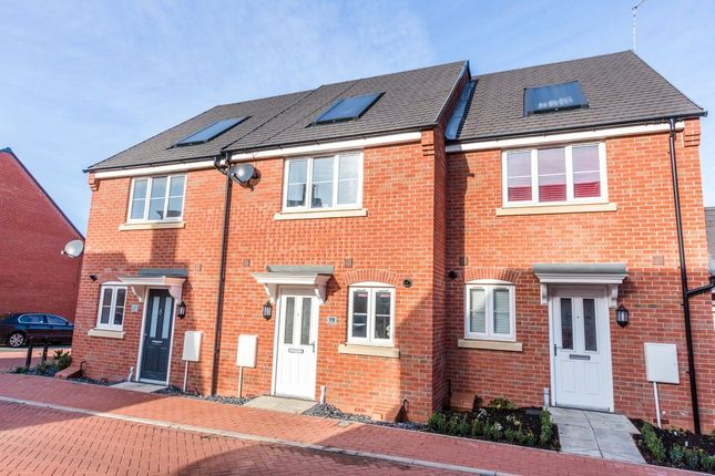 2 bed terraced house for sale in Tees Avenue, Rushden