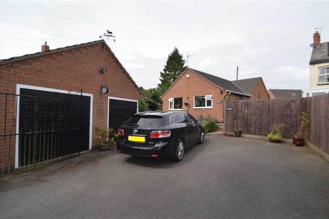 Thumbnail Detached bungalow for sale in Poplar Avenue, Markfield